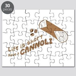 Have A Cannoli Puzzle