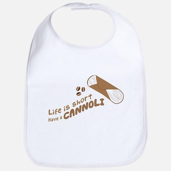 Have A Cannoli Bib