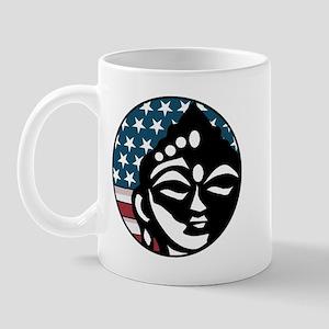 American Buddhist Mug