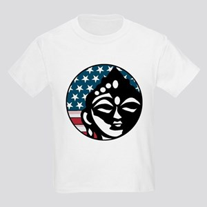 American Buddhist Kids T-Shirt