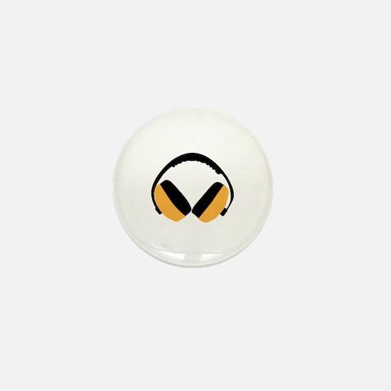 Ear Protection Mini Button