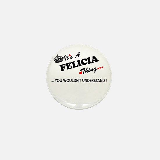 FELICIA thing, you wouldn't understand Mini Button