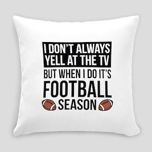 Football Season Everyday Pillow