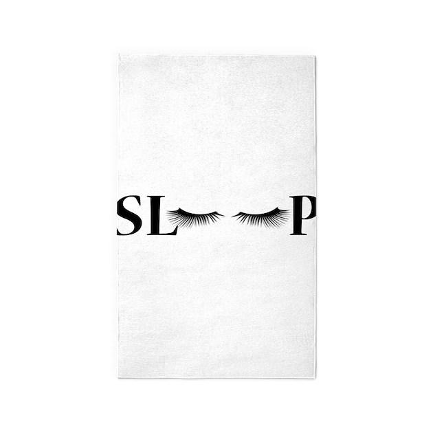 Sleep Area Rug By YourLuggage