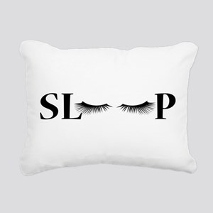 Sleep Rectangular Canvas Pillow