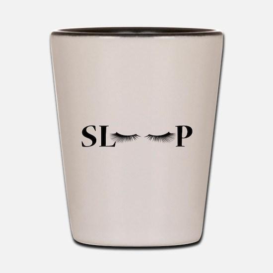 Sleep Shot Glass