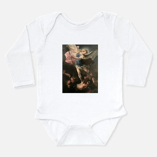 Archangel Saint Michael - Luca Giordano Body Suit