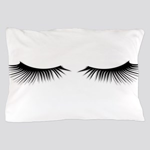 Eyelashes Pillow Case