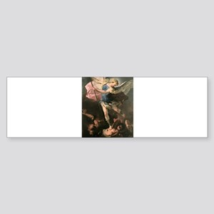Archangel Saint Michael - Luca Gio Bumper Sticker