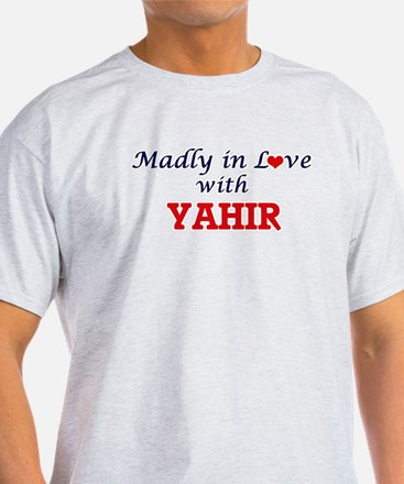 Madly in love with Yahir T-Shirt