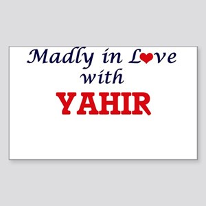 Madly in love with Yahir Sticker