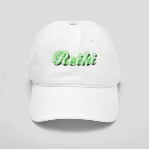 Reiki (Neon Green) Cap
