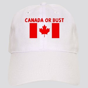 CANADA OR BUST Cap