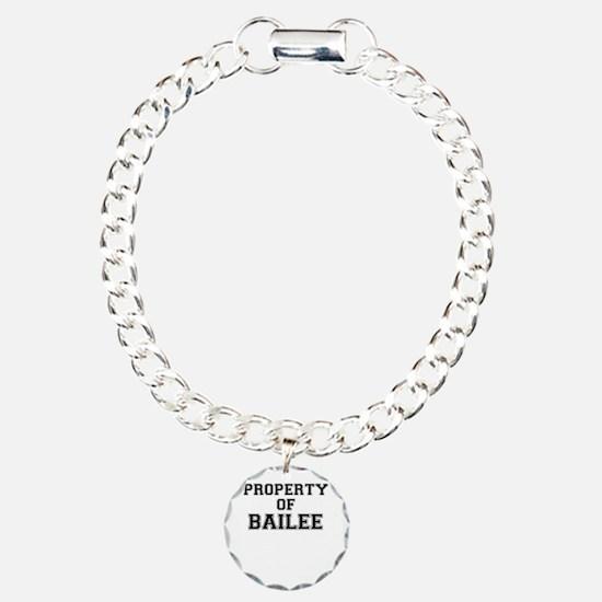 Property of BAILEE Bracelet