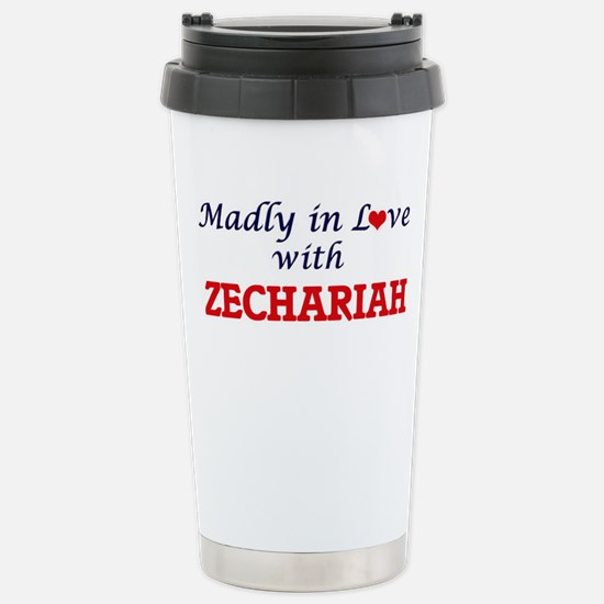 Madly in love with Zech Stainless Steel Travel Mug