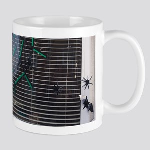 Spider web and spiders Mugs