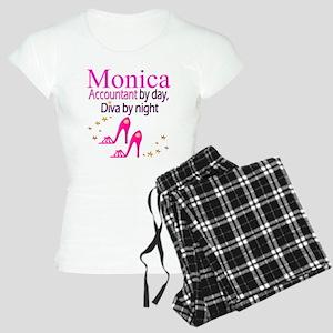 #1 ACCOUNTANT Women's Light Pajamas