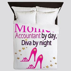 #1 ACCOUNTANT Queen Duvet