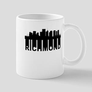 Roots Of Richmond VA Skyline Mugs