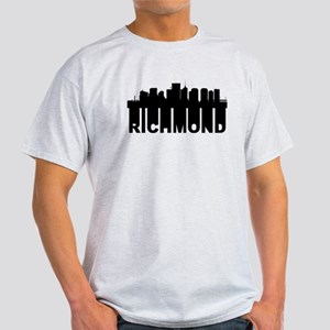 Roots Of Richmond VA Skyline T-Shirt