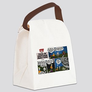 Tales of Impaired Deduction Canvas Lunch Bag