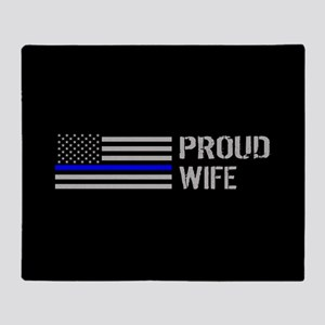 Police: Proud Wife Throw Blanket
