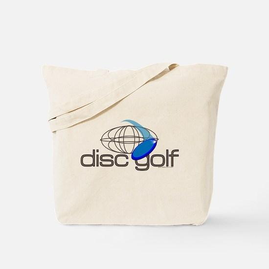 Disc Golf 3 Tote Bag