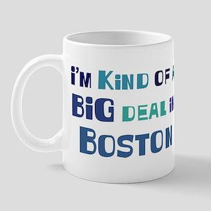 Big Deal in Boston Mug