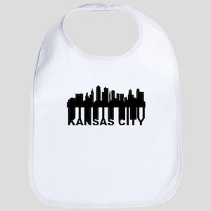 Roots Of Kansas City MO Skyline Bib