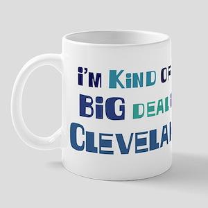 Big Deal in Cleveland Mug