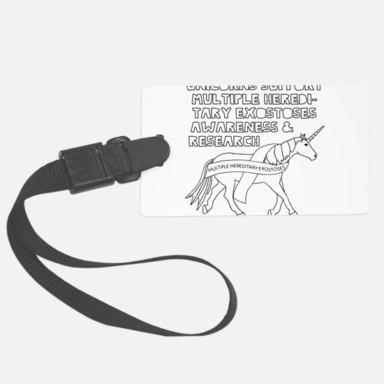 Cute Awareness ribbons Luggage Tag