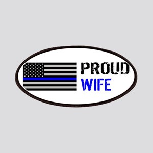Police: Proud Wife Patch