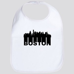 Roots Of Boston MA Skyline Bib
