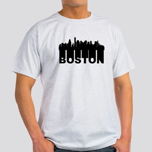 Roots Of Boston MA Skyline T-Shirt