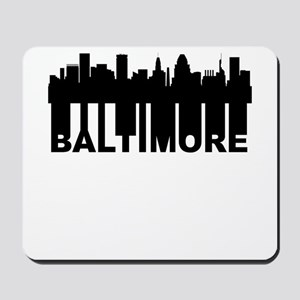 Roots Of Baltimore MD Skyline Mousepad