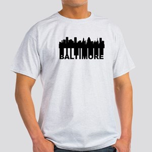 Roots Of Baltimore MD Skyline T-Shirt