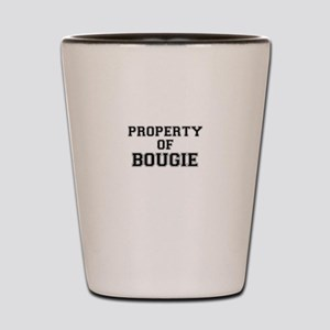 Property of BOUGIE Shot Glass