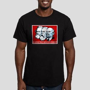 Marx, Engels, Lenin Ash Grey T-Shirt