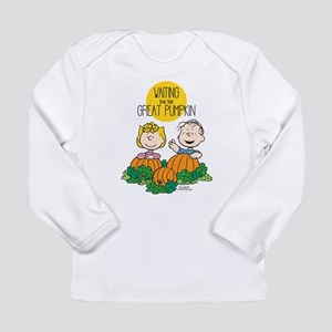The Great Pumpkin Is Co Long Sleeve Infant T-Shirt