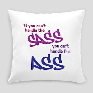 SASS ASS Everyday Pillow