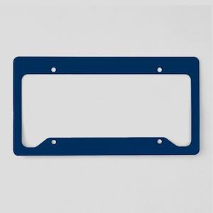 South Carolina Flag License Plate Holder