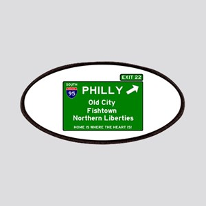 I95 INTERSTATE EXIT SIGN - PHILADELPHIA - EX Patch