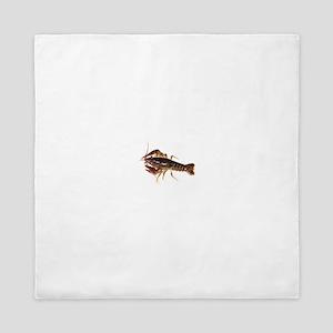 Crayfish 1 Queen Duvet
