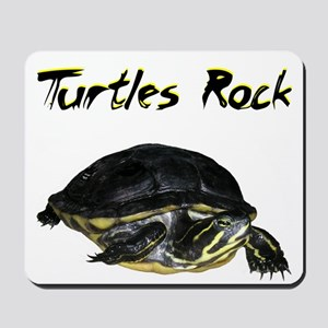 turtles_rock Mousepad