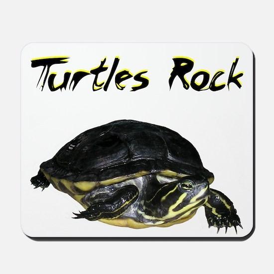 turtles_rock.jpg Mousepad