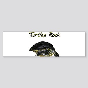 turtles_rock Bumper Sticker