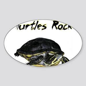turtles_rock Sticker