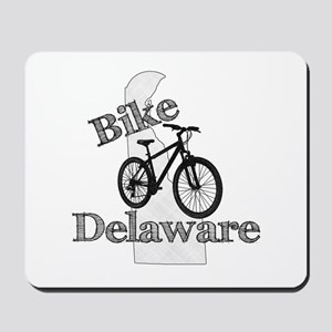 Bike Delaware Mousepad