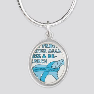 Unicorns Support Prostate Cancer Awarene Necklaces