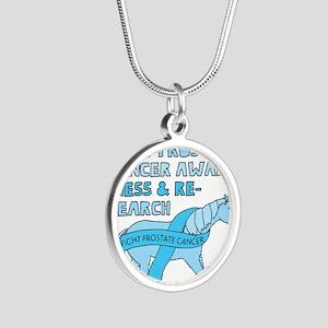 Unicorns Support Prostate Cancer Awarene Necklaces